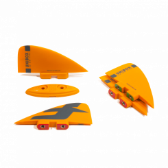 F-One Unibox fins 50mm
