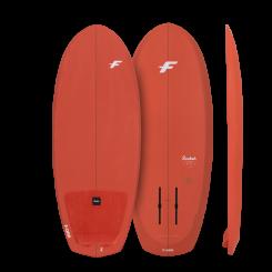 F-One Rocket Surf W/ Strap Inserts Foil Board